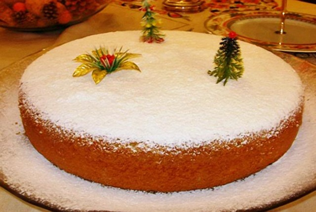 Vasilopita cake recipes
